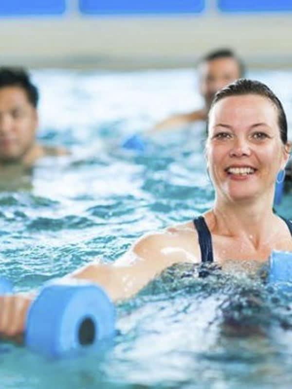 aquarobics aqua aerobic Eindhiven Essink Groepsles Zwembad