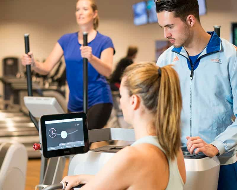 Milon fitness Essink sportschool Eindhoven