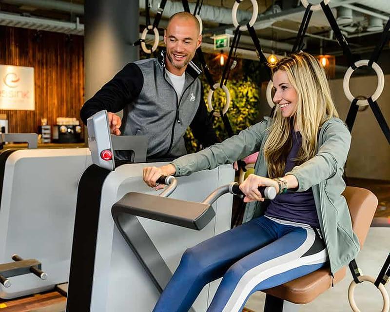 Essink city Gym Eindhoven Milon fitness sportschool