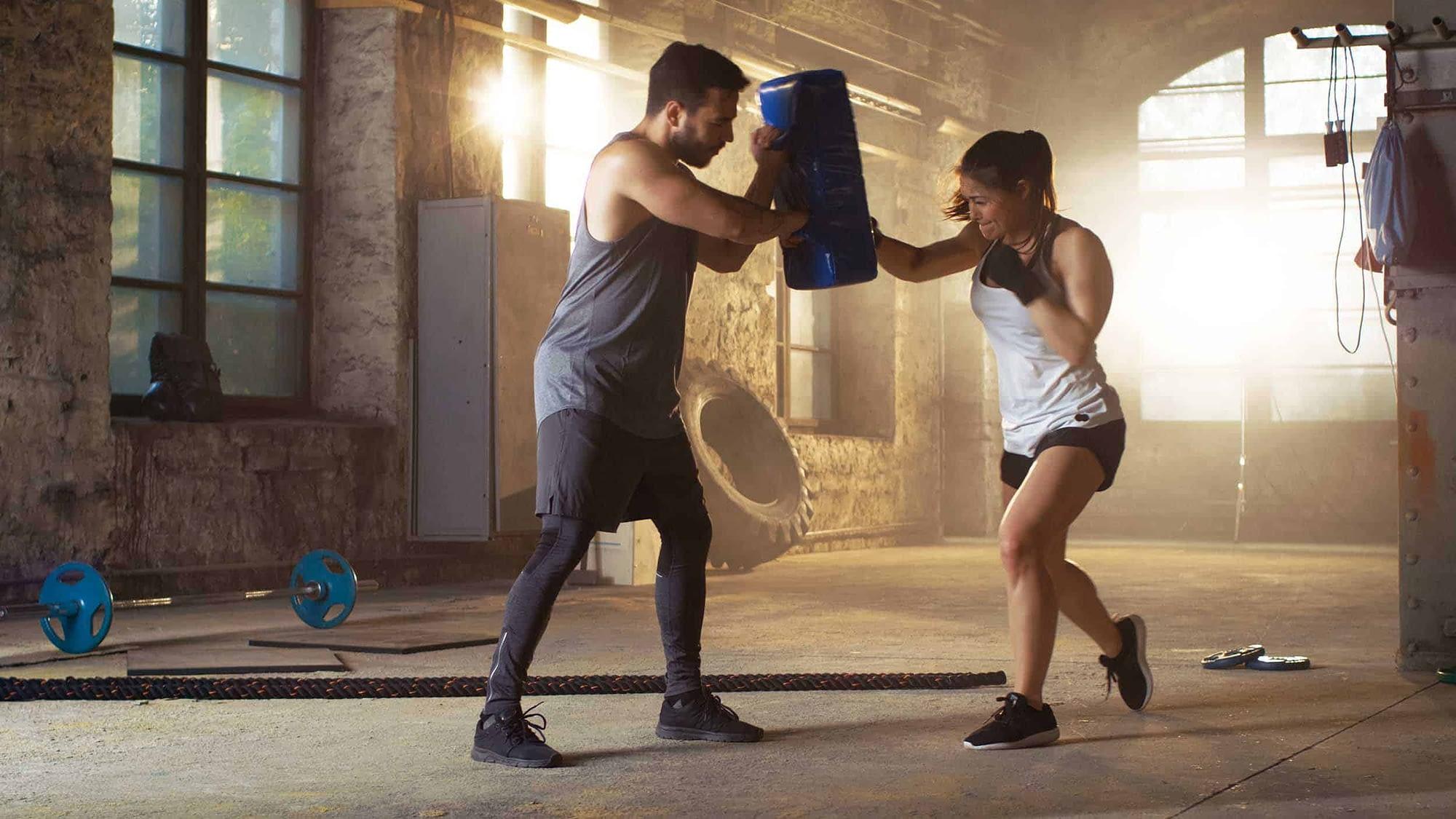 Boksen Eindhoven Essink fitness boksschool boks boksfit