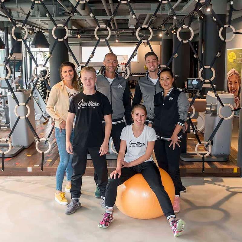 Essink City Gym sportschool Fitness Eindhoven afvallen personal training