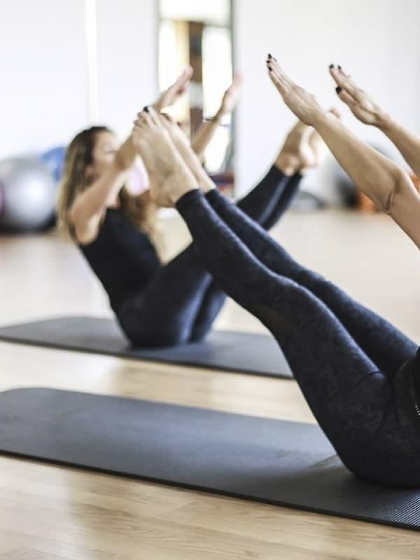 Pilates Eindhoven Essink Groepsles Yogalates