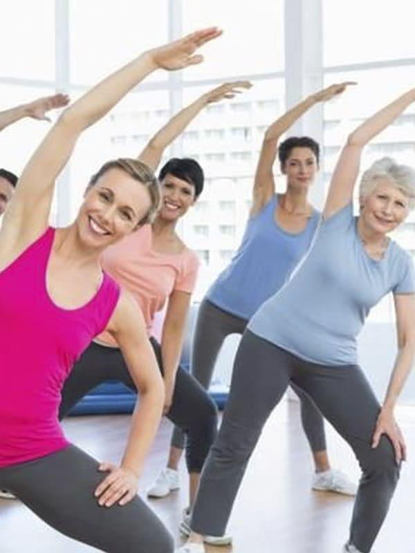 50+ groepsles Eindhoven ouderen fitness