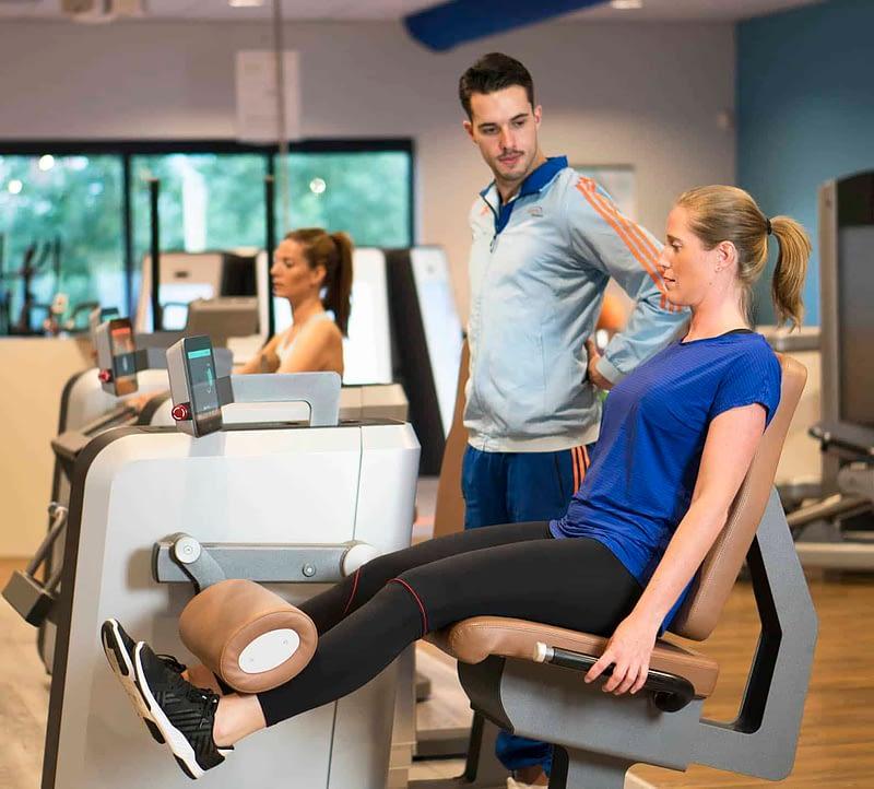 Fitness Eindhoven Essink Sportschool Milon Personal Training Afvallen