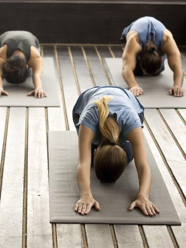 yin yoga Eindhoven Essink groepsles