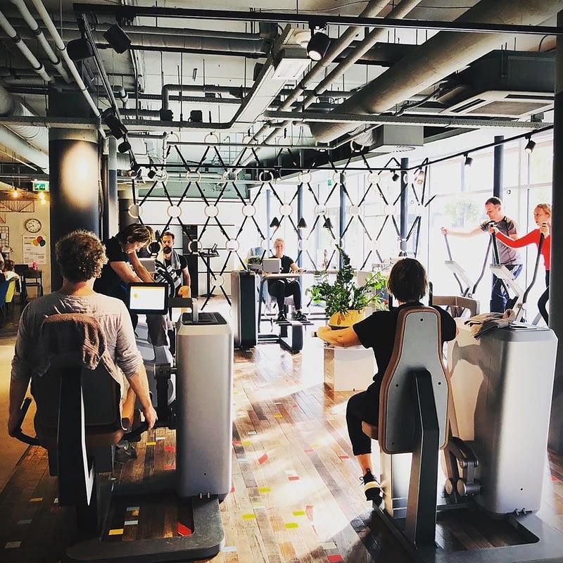 Essink City Gym Fitness Eindhoven Sportschool Milon