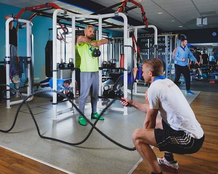 Fitness Essink Sportschool Eindhoven Crossfit Cross fit